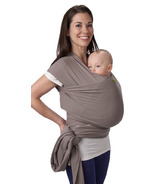Boba Wrap Baby Carrier Grey
