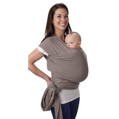 Buy Boba Wrap Baby Carrier Grey At Well Free Shipping 35 In