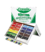 Crayola Coloured Pencils Class Pack