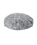 Halfmoon Round Meditation Cushion Limited Edition Bramble