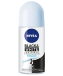 Nivea Black & White Invisible Anti-Perspirant Roll-On White Blossom
