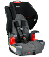 Britax Grow With You ClickTight Harness-2-Booster StayClean Stainless