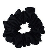 Haven + Ohlee Scrunchie Everyday Black Standard