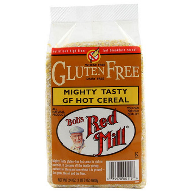 Bob\'s Red Mill Gluten Free Mighty Tasty Hot Cereal