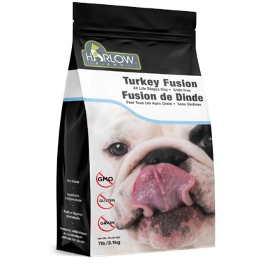 Harlow Blend All Life Stages Dog Formula Turkey Fusion