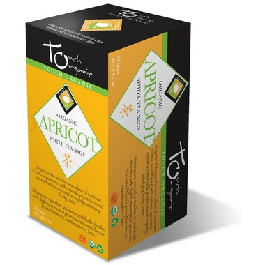 Touch Organic Apricot White Tea