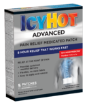 Icy Hot Advanved Patch