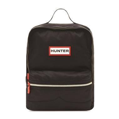 Hunter Boots Original Kids Nylon Backpack Black