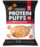 Shrewd Food Protein Puffs Pizza