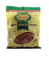 Rizopia 100% Brown Rice Pasta Shells