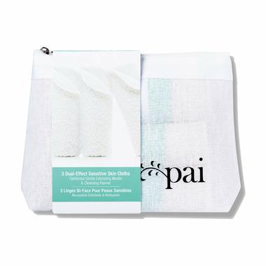 Pai Skincare Dual-Effect Sensitive Skin Cloths