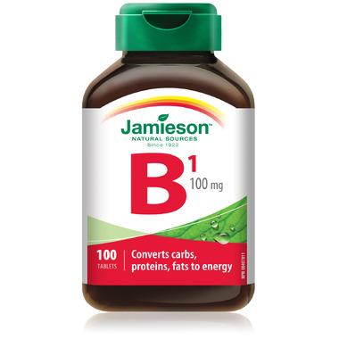 Jamieson Vitamin B1 Thiamine