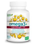 Genuine Health Omega3+ Triple Strength with D3 Large Pack