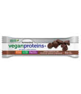 Genuine Health Fermented Vegan Proteins+ Bars Double Chocolate Chip
