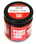 Penny Candy Jam Preserved Fruit Jam Plum, Cinnamon and Clove