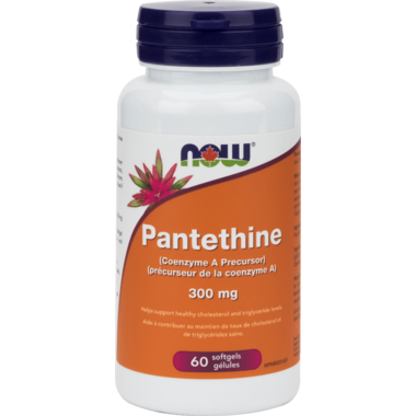 NOW Foods Pantethine Softgels