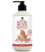 Alaffia Baby & Kid's Hair & Body Lotion Coconut Strawberry