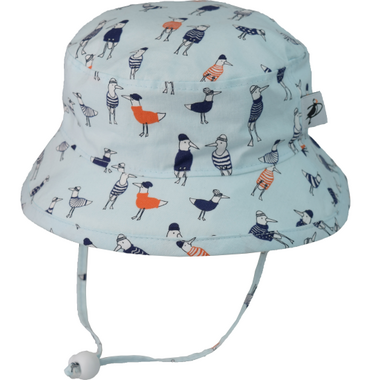 Puffin Gear Camp Hat Seagull