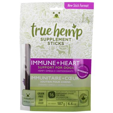 True Hemp Immune and Heart Sticks
