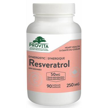 Provita Synergistic Resveratrol Forte