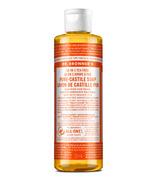 Dr. Bronner's Organic Pure Castile Liquid Soap Tea Tree