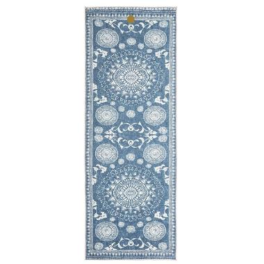 Manduka yogitoes Skidless Towels Denim Collection Gejia
