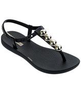 Ipanema Class Glam Kid Black Sandals