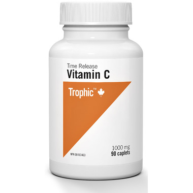 Trophic Vitamin C Time Release