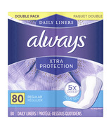Always Xtra Protection Daily Liners Regular