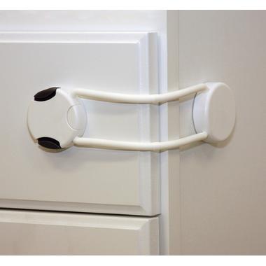 Qdos Adhesive Flexible Multi-Lock White