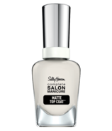 Sally Hansen Complete Salon Manicure Beautifiers Matte Top Coat