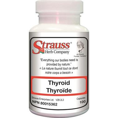 Strauss Herb Company Thyroid