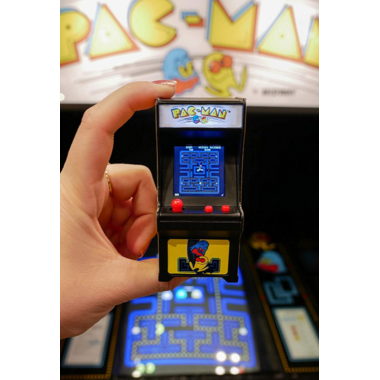 World\'s Smallest Tiny Arcade Pac-Man