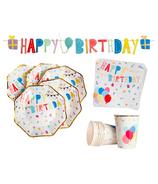 Great Pretenders Birthday Party Supplies Bundle