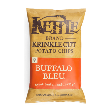 Kettle Buffalo Bleu Krinkle Potato Chips