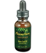 Neem Aura Neem Seed Topical Oil
