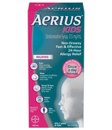 Aerius Kids Non-Drowsy Bubble Gum Allergy Relief