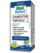 Homeocan Real Relief Cough and Cold Nighttime