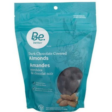 Be Better Dark Chocolate Covered Almonds