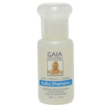 Gaia Natural Baby Shampoo