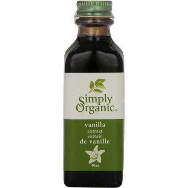Simply Organic Pure Vanilla Extract
