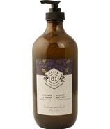 Crate 61 Organics Lavender Lemon Liquid Soap