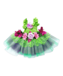 Great Pretenders Fairy Blooms Deluxe Dress Green