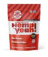 Manitoba Harvest Hemp Yeah Organic Max Protein Unsweetened