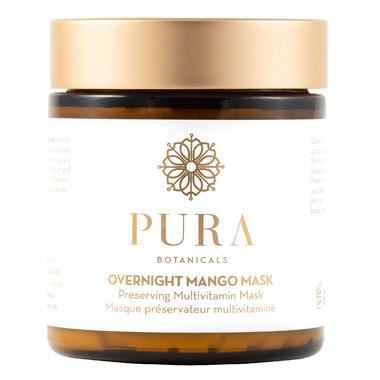 Pura Botanicals Overnight Mango Mask
