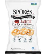 Barbecue Spokes Snacks