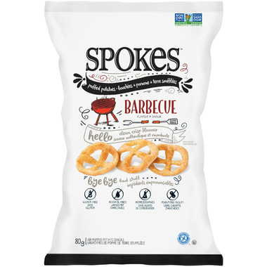 Spokes Snacks Barbecue