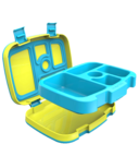 Bentgo Brights Children's Bento Lunch Box Citrus Yellow