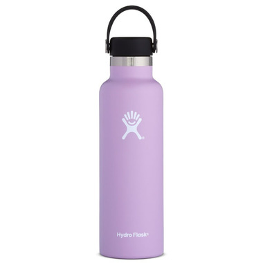 Hydro Flask Standard Mouth Lilac