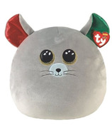 Souris Squish-A-Boos Christmas Chipper de Ty